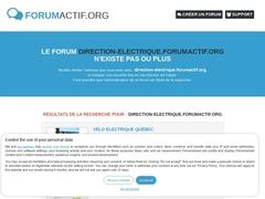 Forum probleme de direction assistée électrique et électronique auto
