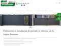 Fabricant portail et cloture sur mesure 44 Loire-Atlantique