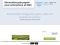 Décoration publicitaire papier | Affichage publicitaire papier