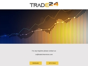 Financial trading platform - pps - responsive - arabic