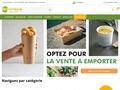 Ecolomique, vaisselle jetable bio