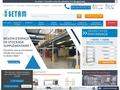 Détails : SETAM, vente en ligne de rayonnage métallique