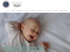 Eveil et Signes est un réseau labellisé dont la fondatrice est Isabelle Cottenceau qui réunit des animateurs d'ateliers de signes et des formateurs.