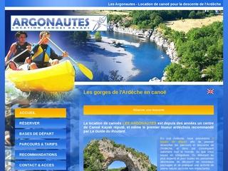 Canoe kayak en Ardeche