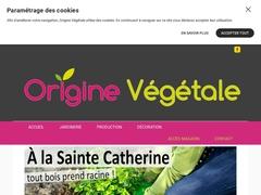 Les jardins de l'aéroport - jardinerie et pépinière Origine Végétale - production Raphael à Colombier Saugnieu