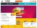Livraison de repas par speed burger