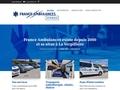 *                    Ambulance - Taxi La Verpillière Nord Isère 38