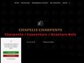 *             Charpentier : rénovation charpente 26 Drôme