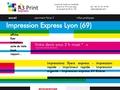 *                         Impression urgente Lyon 69 Rhône