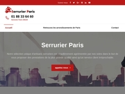 serrurier paris