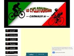 USC CYCLOTOURISME CARMAUX 81