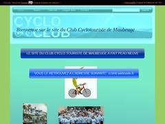 Club Cyclo Touriste Maubeuge