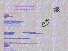 Tour cycliste de la Somme Promotion Sport Picardie