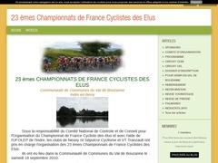 Championnats de France Cyclistes des Elus