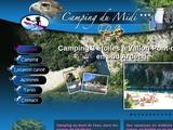 Camping Ardeche Midi
