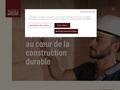 Monomur- Maison durable - Matériau de construction écologique
