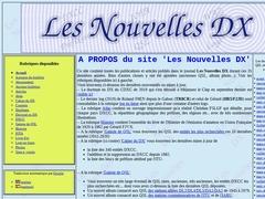 Les Nouvelles DX