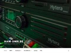 HAM-DMR | Belgian DMR Amateur Radio Network