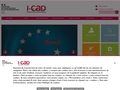 Icad - Accueil