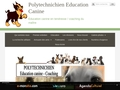 Polytechnichien Education Canine
