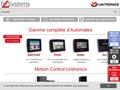 PL Systems Unitronics France_Fabricant d'Automates Programmables