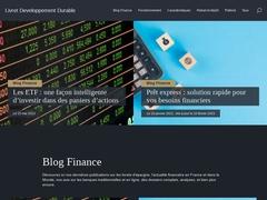 LDD - Livret Développement Durable - Taux, plafond, intérêt