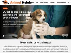 Le blog sur les animaux - Animal Hebdo