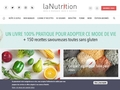 LaNutrition.fr - Guide nutrition & alimentation