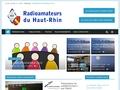 Site des radioamateurs du Haut-Rhin