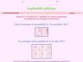 Asphodèle (Éditions)
