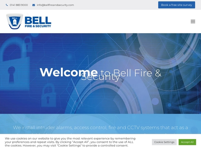 Bell Fire & Security - Glasgow
