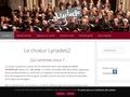 Chorale LYRIADE62