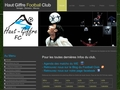 Détails : Haut Giffre Football Club Taninges Samoens Mieussy