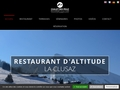 Détails : Le Chalet des Praz - Bar La Clusaz