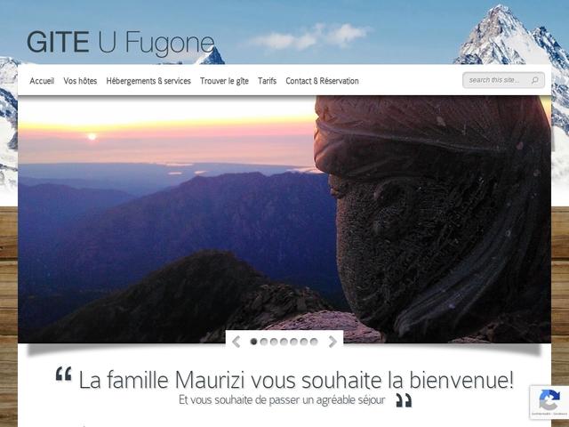 Gîte U Fugone (Capanelle)