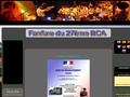 Détails : Fanfare du 27e Bataillon de Chasseurs Alpins