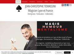 JC Tomassini magicien Lyon et Annecy