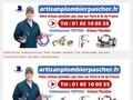 Artisan plombier pas cher 93 Seine-Saint-Denis
