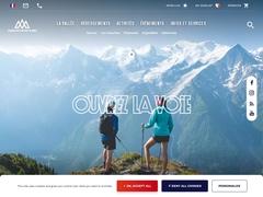 Chamonix Mont Blanc office de tourisme