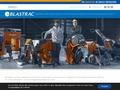 Blastrac | Bienvenue chez Blastrac