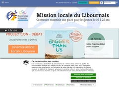 MISSION LOCALE DU LIBOURNAIS