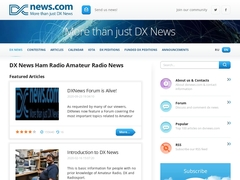 HAM Radio- DX News- DXPeditions- DX Information-