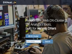 DXHeat | DXCluster & DX Research Tool