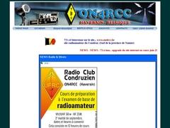 Radioamateur Belgique ON4RCC club du Condroz