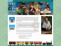 Art of The Tin Toy