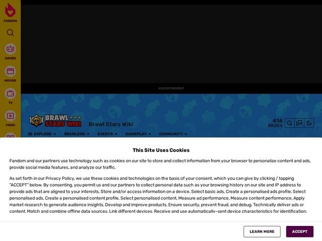 Brawl Stars Wiki anglais