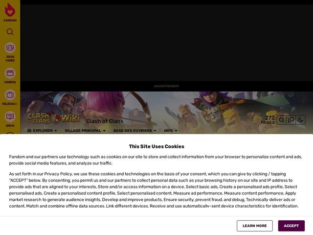 Clash of Clans - Wiki Français Officiel