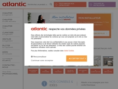 Atlantic Chauffe eau
