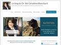 Le Blog de Géraldine, vétérinaire