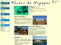 Photos de voyages